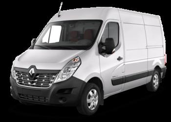 Skříňová dodávka Renault Master